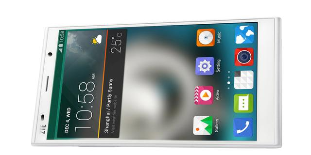 ZTE onthult 6 inch-phablet Grand Memo II
