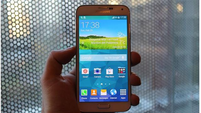 Galaxy S5 is er ook met octacore-chip