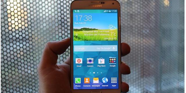 Galaxy S5 is er ook met octacore-chip