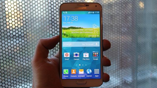'Galaxy S5 te zien op verschillende foto's'