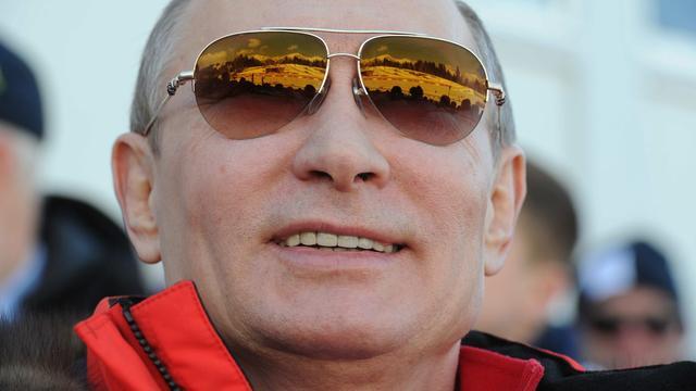 Poetin wil paraatheid leger West-Rusland testen