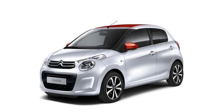 Citroën maakt vanafprijs C1 bekend