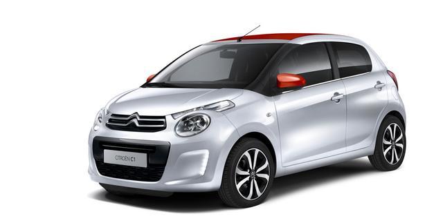 Citroën presenteert C1 als zustermodel Peugeot 108