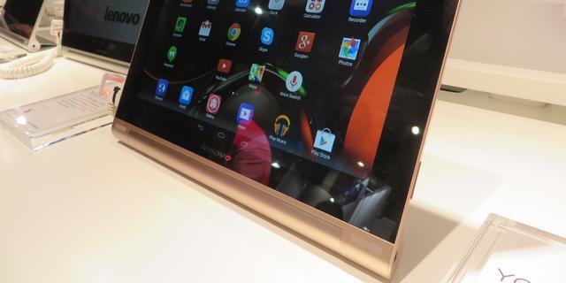 Hands-on: Yoga Tablet 10 HD+ in alle opzichten verbeterd