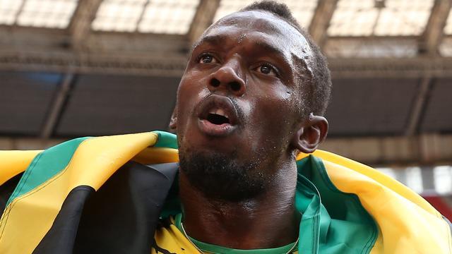 Bolt (28) zet na WK 2017 punt achter loopbaan