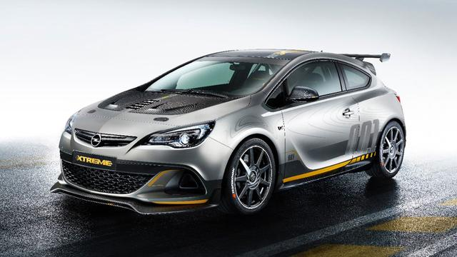 OPC Extreme is snelste Opel Astra ooit