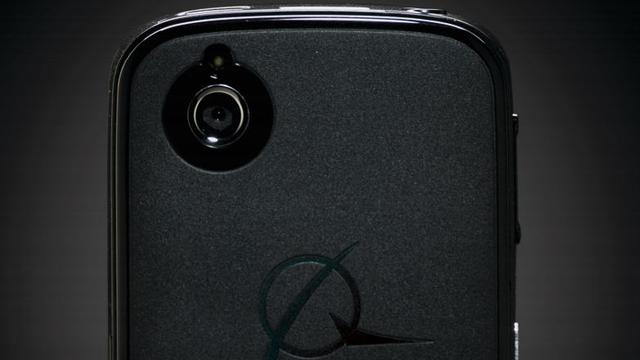 Smartphone vernietigt automatisch informatie na openmaken
