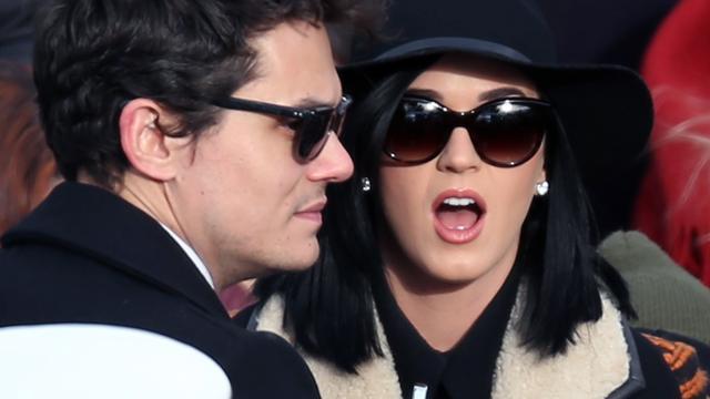 Katy Perry en John Mayer samen gezien in Disneyland