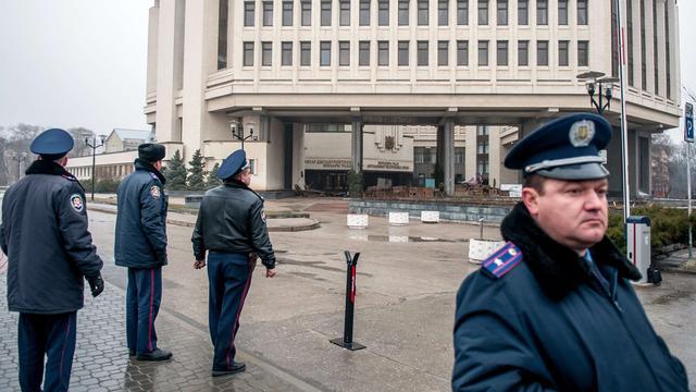 Krim-parlement wil referendum over autonomie