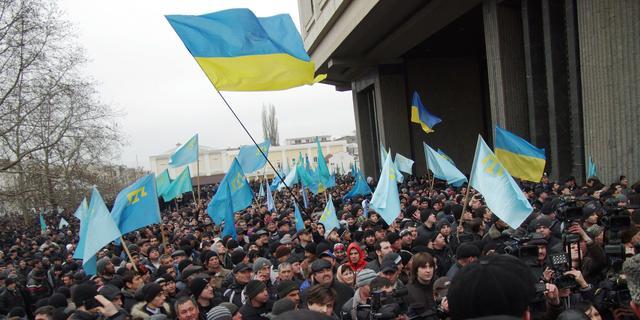 'Oekraïne moet volwaardig lid worden van EU'