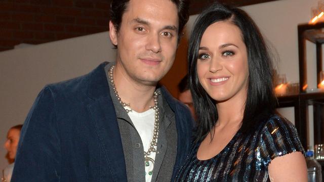 'Katy Perry en John Mayer weer uit elkaar'