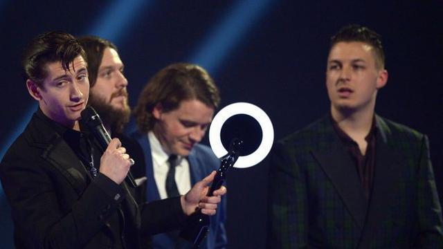 Arctic Monkeys grote winnaar NME Awards