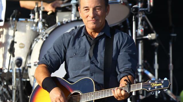 Bruce Springsteen annuleert concert vanwege sneeuw in New York