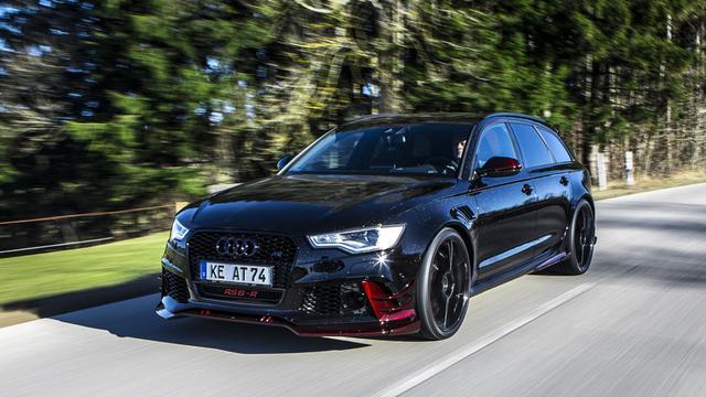 Abt maakt sterke RS6-R op basis Audi RS6
