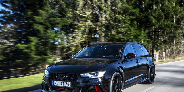 Audi RS6 Exclusive