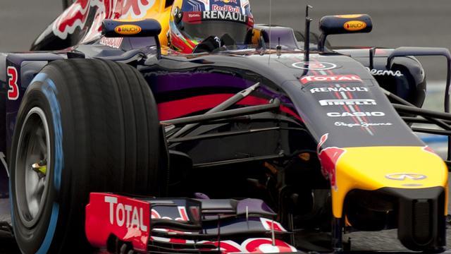 Problemen voor Red Bull bij tests Bahrein houden aan