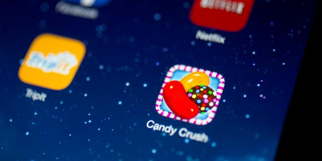 Candy Crush Saga-maker trekt maandelijks 285 miljoen spelers