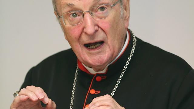 Omstreden aartsbisschop Keulen met pensioen