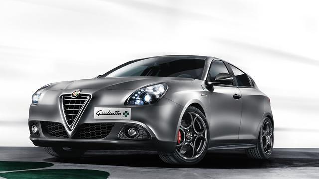Alfa Romeo vernieuwt Mito en Giulietta QV