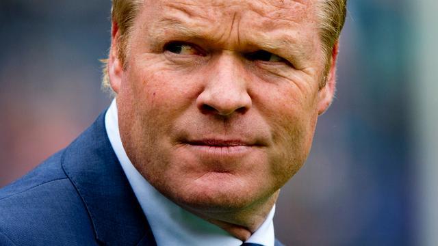 Koeman benadrukt dat hij seizoen afmaakt bij Feyenoord