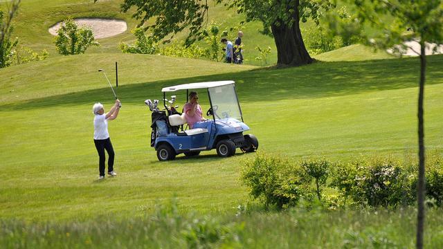 Bouwbedrijf Heijmans stapt uit golfbanen