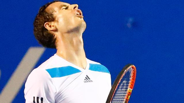Murray verrast door Dimitrov in halve finale Acapulco