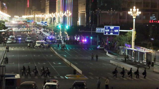 'Verdachten aanval station China gepakt'