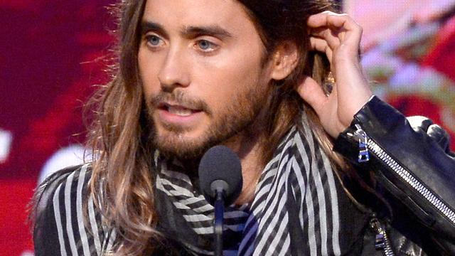 'Jared Leto is mogelijk vervanger van Will Smith in Brilliance'
