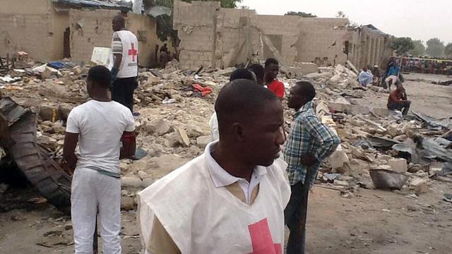 Weer zelfmoordaanslag door kinderen in Nigeria