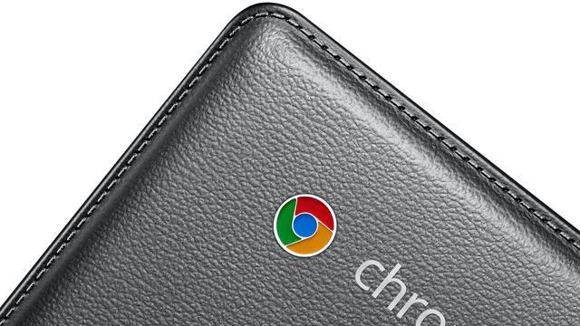 Samsung brengt Chromebooks uit met nepleren achterkant