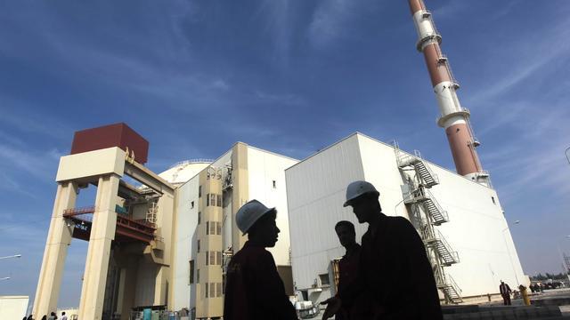 Iran bouwt tweede kerncentrale