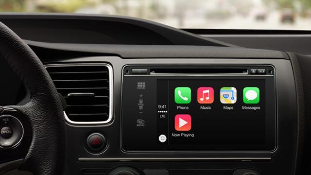 Apple lanceert CarPlay om iPhones in de auto te gebruiken
