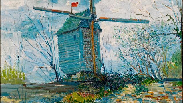 Doek van Van Gogh te koop op TEFAF