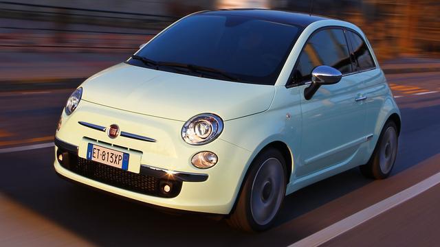 Fiat 500 krijgt zeer bescheiden facelift met Turbo 100