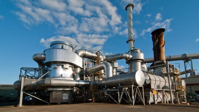 Nederlandse industrie groeit minder sterk