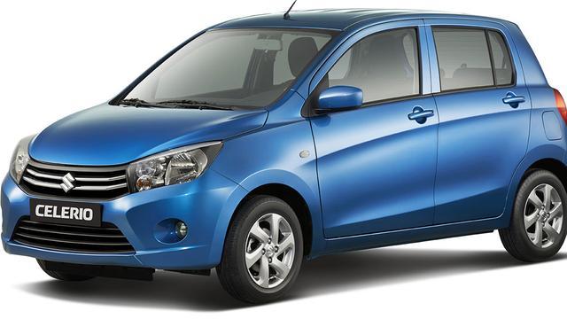 Meer informatie bekend over Suzuki Celerio