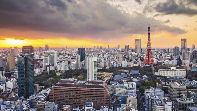 Iets tragere groei economie Japan