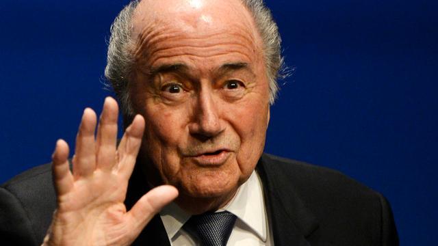 Dit was de loopbaan van Blatter bij de FIFA