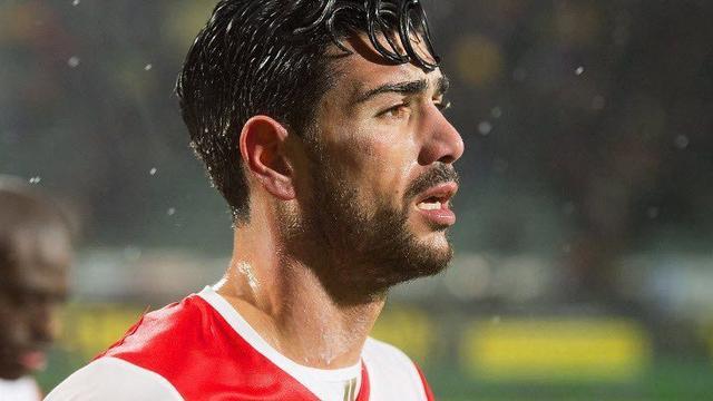 Pellè meldt zich maandag weer bij Feyenoord na bezinningsperiode