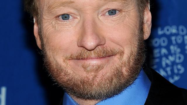 Conan O'Brien presenteert MTV Movie Awards