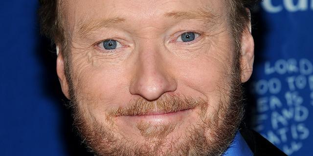 Conan O'Brien belooft spektakel bij MTV Movie Awards