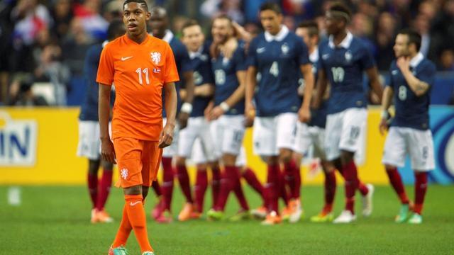 Nederlands elftal niet opgewassen tegen sterk Frankrijk