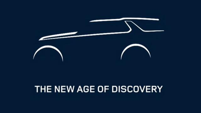 Land Rover introduceert Discovery als sublabel