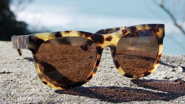 Zonnebrillenmerk Dick Moby wil zeeën schoner maken