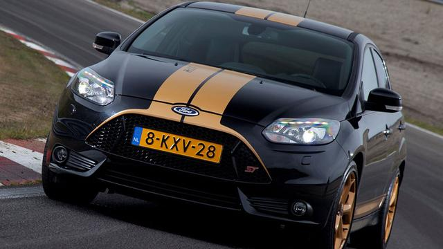 Ford Focus ST komt beschikbaar met dieselmotor