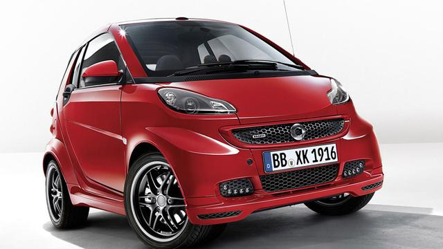 Brabus Xclusive Red Edition