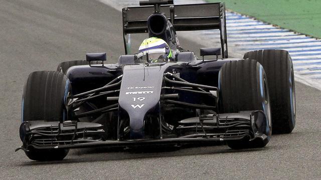 Formule 1-team Williams gaat samenwerking aan met Martini
