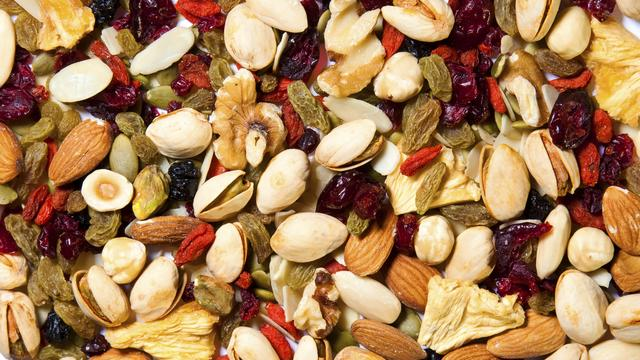 'Mensen die noten en pinda's eten hebben hogere levensverwachting'