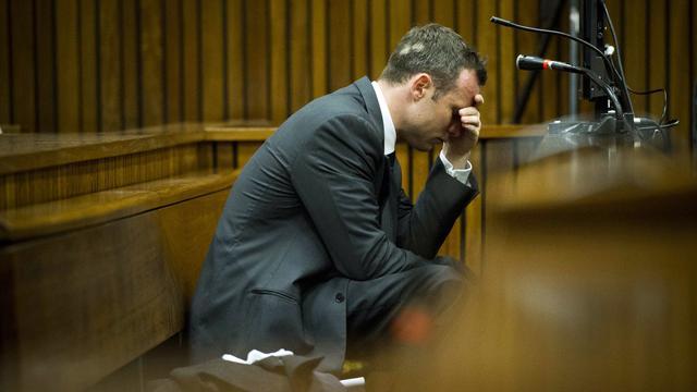 'Pistorius schoot zonder protheses'
