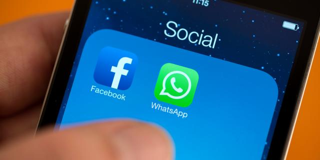 Facebook overweegt toch reclame in Whatsapp
